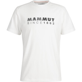 Mammut Trovat T-Shirt Men, white PRT1